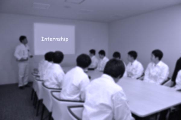 2020年3月卒業予定者向け インターンシップを開催します